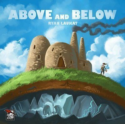 Above and Below Board Game - Brand New!