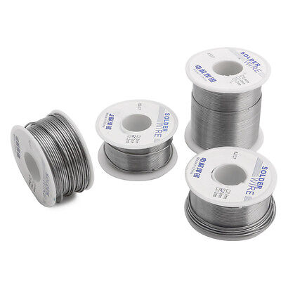 1.0/1.2mm Rosin Core Weldring Solder Wire 63/37 Tin Lead Industrial 50/100/200g