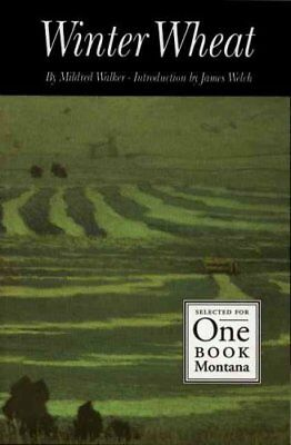 Winter Wheat by Mildred Walker 9780803297418 (Paperback, 1992)