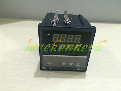 Digital PID Temperature Controller REX-C900 Thermocouple Input Relay/SSR Output