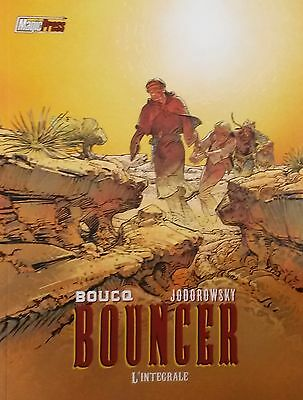 BOUNCER L'Integrale volume 3 - Boucq & Jodorowsky - ed. Magic Press
