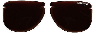 B-Fast Coloured Lens Shooting Glasses Changeable Castellani Authentic Clay New