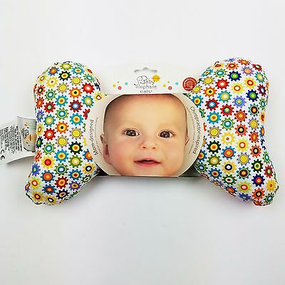 Baby Elephant Ears Head Support Pillow For Babies New - Sprockets