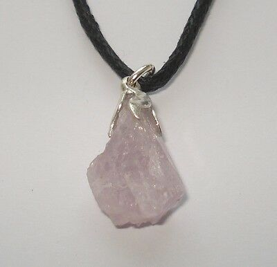 Pink Kunzite Pendant ~ For Peace And Tranquility