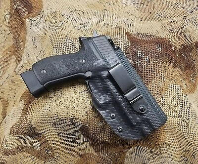 GUNNER'S CUSTOM HOLSTERS fits Sig Sauer P226 MK25 IWB Customize YOUR