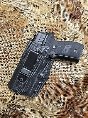 GUNNER'S CUSTOM HOLSTERS Fits Sig Sauer P229 IWB Customize YOUR holster