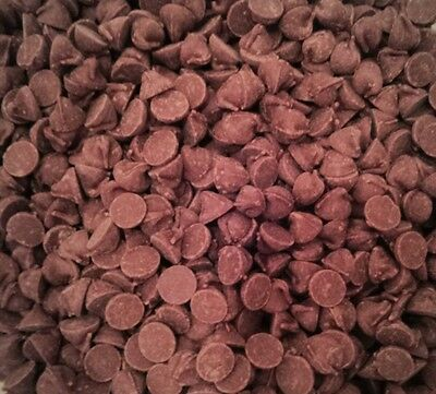 Carob Chips,For Ice cream topping,Dessert,Cake,Baking,Chocolate alternative,Bulk