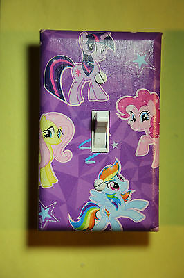 My Little Pony Light Switch Cover Plate kids child girls home bedroom room decor