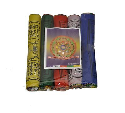 Tibetan Buddhist Prayer Flags  - Pack of 50 - buy 2 get 1 free
