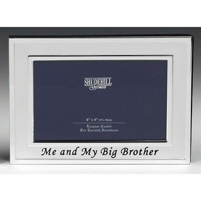 Me & My Brother Sister Christening Gift Present New Born Child Photo Frame UK