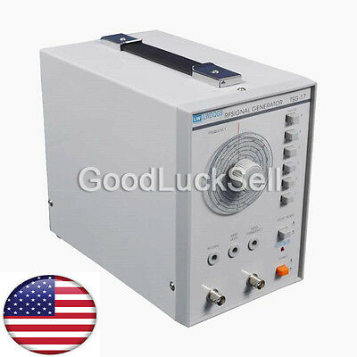 110v High Frequency Signal Generator RF Raido Frequency 100 KHz ~ 150MHz US SHIP