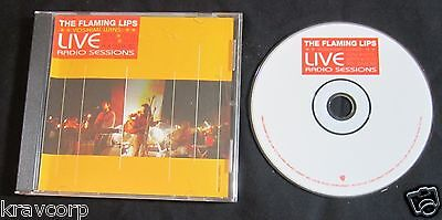 Flaming Lips 'Yoshimi Wins: Live Radio Sessions' 2002 Promo-Only Cd