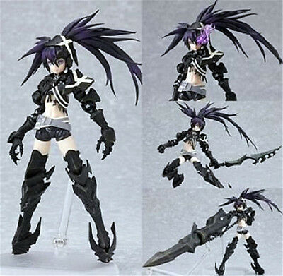 "Anime Insane Black Rock Shooter SP-041 6"" ACTION Figure Figurine NEW IN BOX"