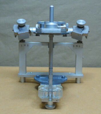 Vintage 1980's Whip-Mix Articulator Dental Collectible
