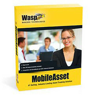 Wasp, Mobileasset Professional (5-User)