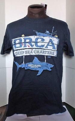 Horror Block Exclusive Jaws: Orca Deep Sea Charters Large Short Sleeve T-Shirt
