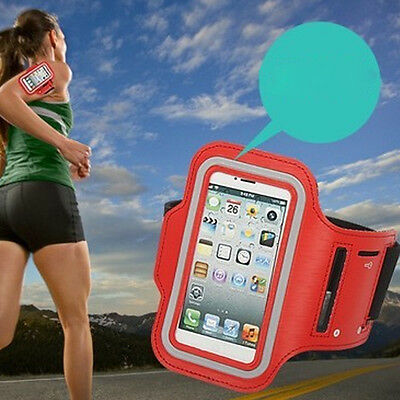 Sports Running Gym Jogging Armband Case Cover Holder Arm Band For Mobile Phone