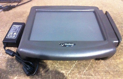 "Radiant Systems P1220 Series 12"" Touchscreen Terminal POS Windows XP 4GB / 2GB"