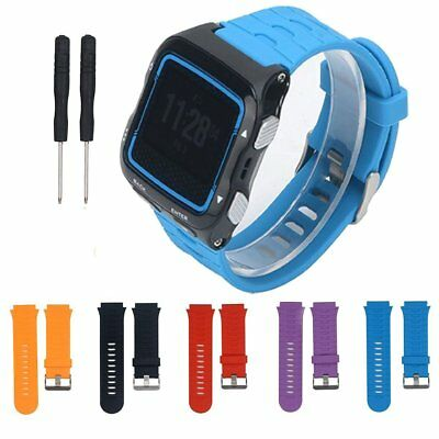 Silicone Wrist Strap Replacement Band For Garmin Forerunner 920XT Sport Watch