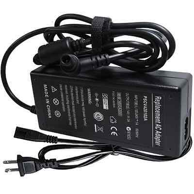 AC Adapter Power Cord For Samsung SyncMaster S24C300HL S24C300H LED LCD Monitor