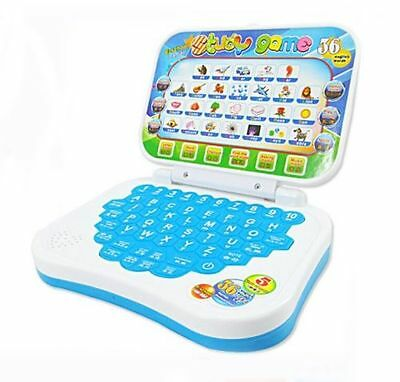 New Childs Kids Pre School Educational Laptop Computer Game Christmas Present