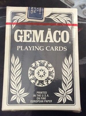 Gemaco Playing Cards, Casino Pro Quality