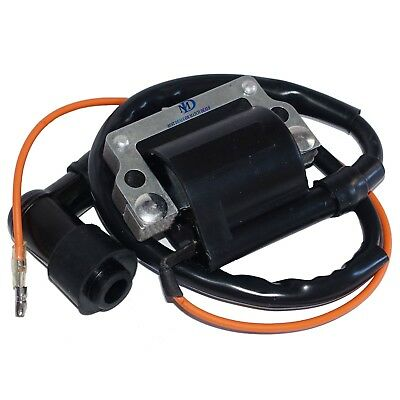 Ignition Coil For Yamaha Mx400 1975 / It425 1980 / Yz50 1980