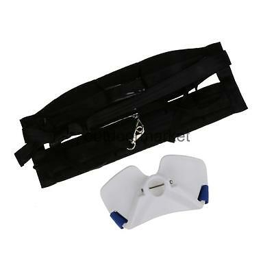 Adjustable Wide Offshore Tackle Fishing Stand Up Fighting Harness Belt