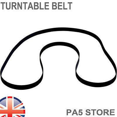 Turntable Drive Belt - Diameter 200mm to 230mm (5mm Wide) Fits FRX24' to FRX27'