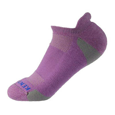 KENTWOOL Womens Skinny Golf Socks ( Purple / Medium ) (1 Pair), New