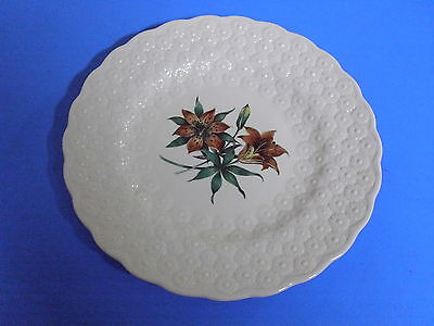 Spode Canadian Provincial Flowers Saskatchewan Prairie Lily Collector Plate
