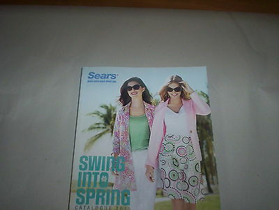 Sears Spring 2013 Department Store Catalog Canada Catalogue