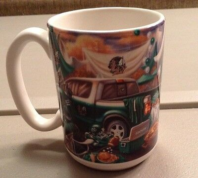 Dona Gelsinger North Dakota FIGHTING SIOUX Tailgate Collectible Mug
