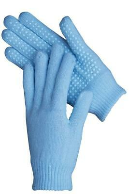 Harry's Horse Knitted Magic Gloves Light Blue Large Harry's Horse
