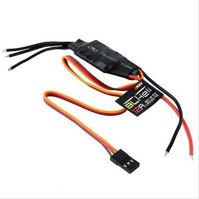 High Quality EMAX BLHeli 12A ESC rc Speed Controller 1A 5V BEC F16738