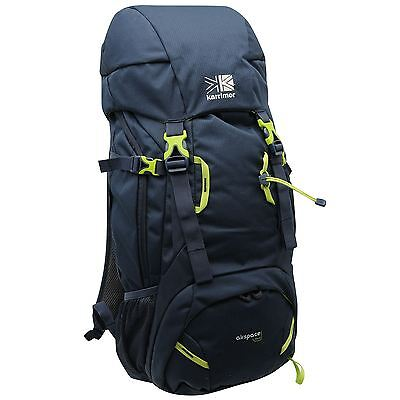 Mochila Karrimor Airspace 35+5 Navy/Lime