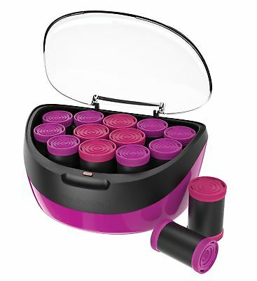 Remington Hair Rollers Jumbo Curls 12 Set Ceramic H5670