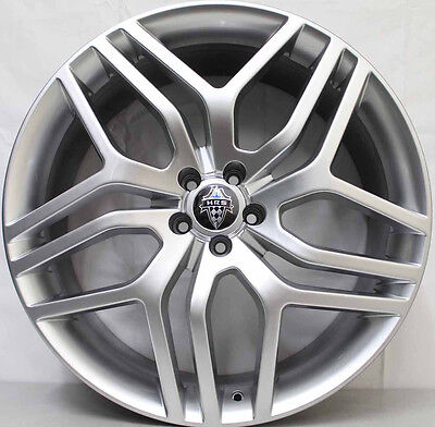 22 inch Aftermarket wheels & ZETA Tyres to suit RangeRover sport,vogue,discovery