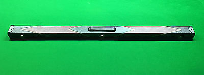 Snooker Cue Case For 3/4 Jointed Cues And Extensions