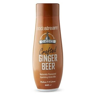 Soda Stream Syrup Ginger Beer 440Ml