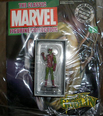 Figura Marvel Figurine Collection Green Goblin Rare Early Pilot Issue 7 Not 8