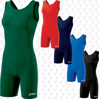 NEW Asics Women's Girls Adult Solid Modified Wrestling Singlet, JT857, 3 colors