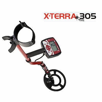 Minelab X-Terra 305 Metal Detector Direct From Uk Distributor