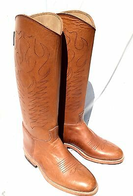 Polo Player Boots - Size 13 Men's - Western Slip On