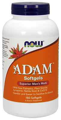 Now Foods Adam Male Multivitamin 180 Softgels