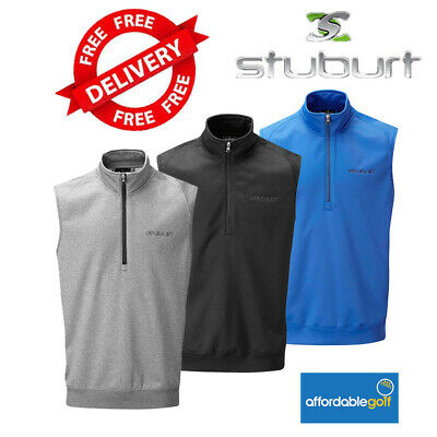 Stuburt Essentials 1/2 Zip Golf Slipover