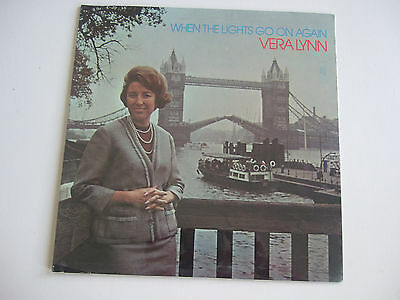 VERA LYNN  When The Lights Go On Again All Over The World Stanyan New & sealed