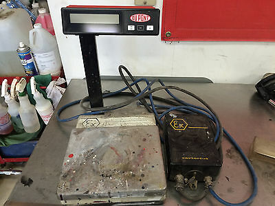 Dupont Digital Paint Scale **used**