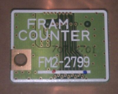 Carte Counter Pcb Canon   Fm2-2799