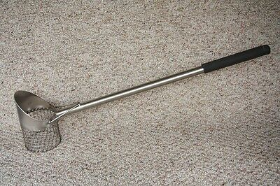 """36"""" Stainless Steel Sand Scoop"""